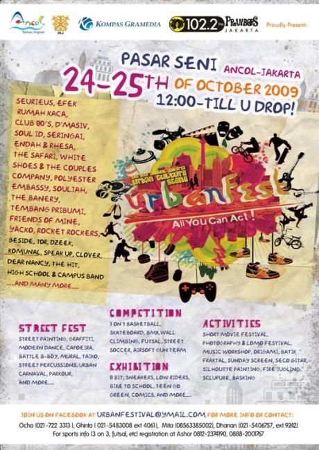 Flyer Urban Fest